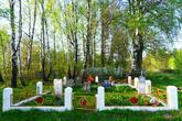 Братская могила  д. Красная Искра (д. Сумы) 4469