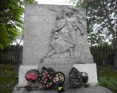 Братская могила  г. п. Смиловичи 7565