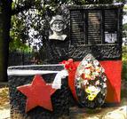 Братская  могила д. Рованичи 852