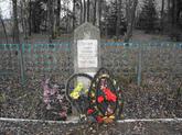 Братская  могила д. Иваничи 861