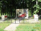 Братская могила д. Замосточье 4397