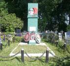Братская могила  д. Скрыдлево 4398