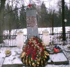 Братская могила  д. Лосвидо 4430