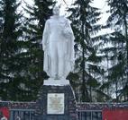 Братская могила  д. Новка 4433