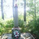 Братская могила  д. Рудаки 4436