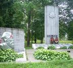 Братская могила  г.п.Сураж 4439