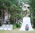 Братская могила  д. Будянка 4440