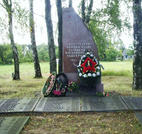 Братская могила д. Большая Любщина 4403