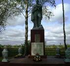 Братская  могила д. Заполье 4395