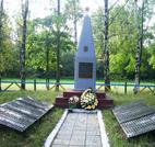 Братская  могила д. Гряда 4396