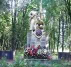 Братская  могила д. Вороны 4391