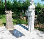 Братская могила  г. Мядель 6005