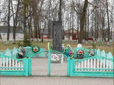 Братская могила аг. Заостровечье 805