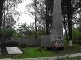 Братская могила аг. Камено 981