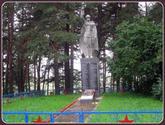 Братская могила д. КЛЕЩЕНО 4028