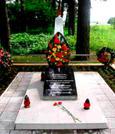 Братская могила  г. Скидель 1734