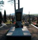 Братская могила  г. п. Сопоцкин 1737