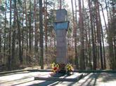 Братская могила г. Скиделя 1753