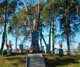 Братская могила аг. Гожа 1756