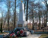 Братская могила аг. Коптёвка 1744