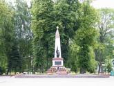 Братская могила г. Гродно 1796