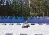 Братская могила д. Милевичи 2068
