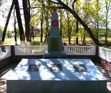 Братская могила д. Асаревичи 1968