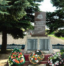 Братская могила д. Маложин 1971