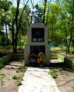 Братская могила д. Малейки 1973