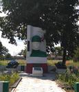 Братская могила д. Гдень 1978