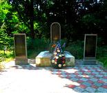 Братская могила д. Искра 1933