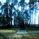 Братская могила аг. Мотневичи 1938