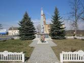Братская могила аг. Лысково 182