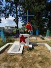 Братская могила аг. Мурава 208