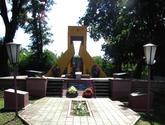 Братская могила д. Галки 1972
