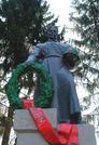 Братская могила г. п. Комарин 1974