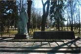 Братская могила г. Берёзовка 2554