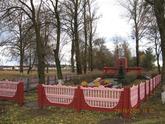 Братская могила аг. Белица 2558