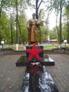 Братская могила  г. Климовичи 2890