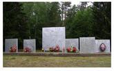 Братская могила  урочище Рассоха 3374