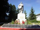 Братская могила д. Осиновка 4444