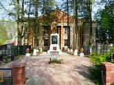 Братская могила аг. Вымно  4451