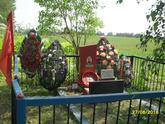 Братская могила д. Мяклово 4466