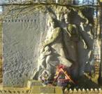 Братская могила  д. Гродзянка 7081