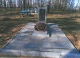 Братская могила  д. Князевка 7341