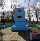 Братская могила д. Алексичи 7781