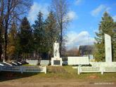 Братская могила в д.Холомерье