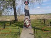 Братская могила  д. Хвойница 2854