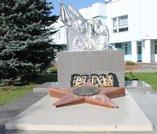 Братская могила  г. Кировск 2855