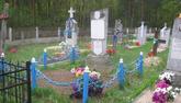 Братская могила аг. Новая Попина 311